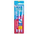 Colgate Extra Clean Medium střední zubní kartáček 3 kusy