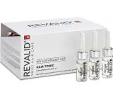 Revalid Hair Tonic vlasové tonikum pro suché a poškozené vlasy v ampulích 20 x 6 ml