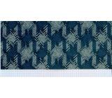 Nekupto Přání obálka na peníze Modrá 116 x 220 mm