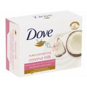 Dove Kokosové mléko a jasmín toaletní mýdlo 100 g