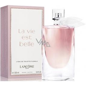 Lancome La Vie Est Belle L Eau de Toilette Florale toaletní voda pro ženy 100 ml