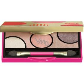 Pupa Dot Shock Eyeshadow Palette paletka očních stínů 001 Sweet Romance 5 g