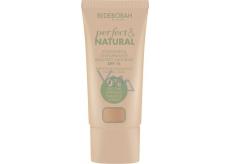 Deborah Milano Perfect & Natural Foundation SPF15 make-up 03 Beige 30 ml