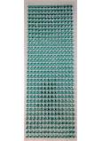 Albi Samolepicí kamínky světle modré 5 mm 462 kusů